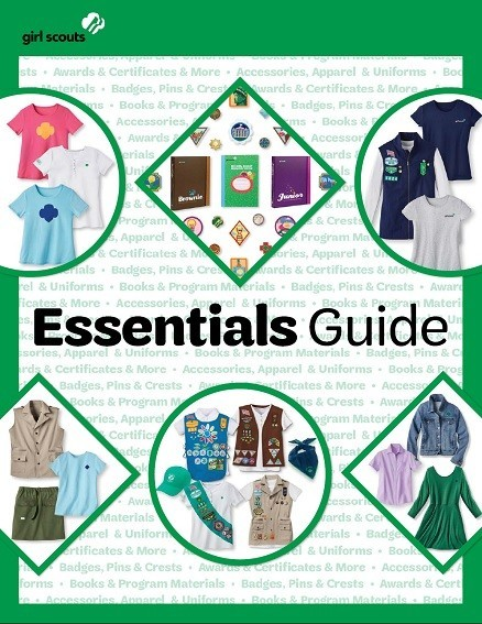 Girl Scout Essentials